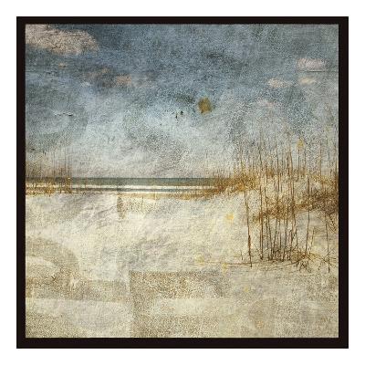 Masonboro Island No. 8-John W^ Golden-Art Print