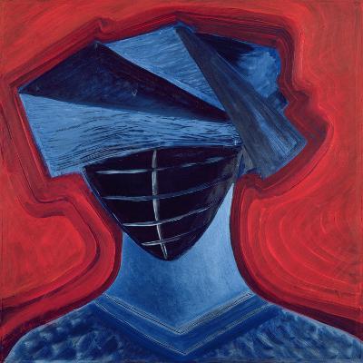 Masque III, 1991-Marie Hugo-Giclee Print