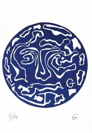 Masque V-Theophilos Geredakis-Limited Edition