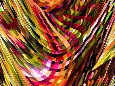 Masquerade II-Ruth Palmer-Art Print