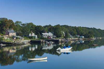Massachusetts, Gloucester, Annisquam, Lobster Cove-Walter Bibikow-Photographic Print