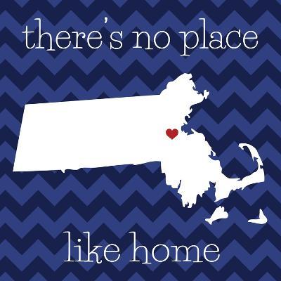 Massachusetts Home-N^ Harbick-Art Print