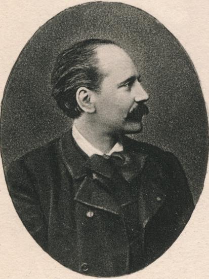 'Massenet.', 1895-Unknown-Photographic Print