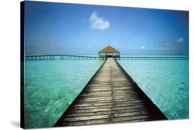 Jetty Maldives
