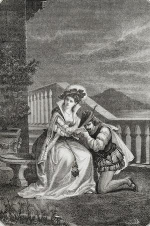 Elvira and Ettore Fieramosca, Ettore Fieramosca or Challenge of Barletta