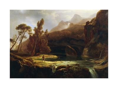 Ferrau and the Shadow of Argalia, 1834