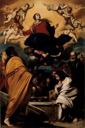 The Assumption of the Virgin, c.1630-1635