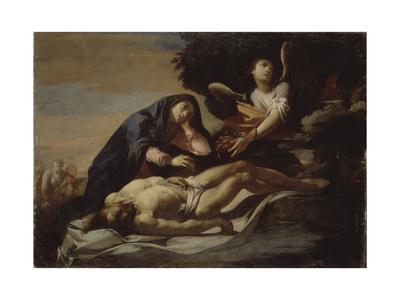 The Lamentation over Christ, Mid of 17th C