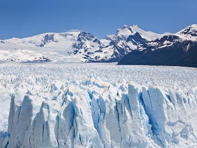 Massive Ice Towers on the Leading Edge of Perito Moreno Glacier-Mike Theiss-Photographic Print