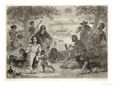 French Utopia of 1850