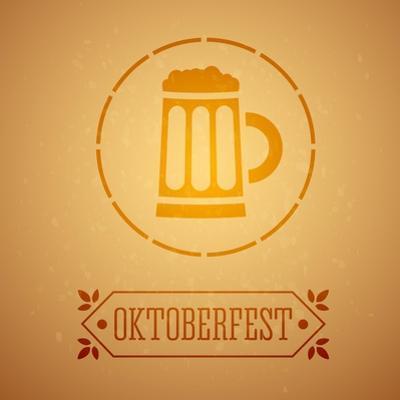 Oktoberfest Poster by MastakA