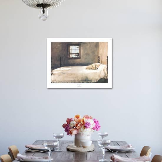 Master Bedroomby Andrew Wyeth