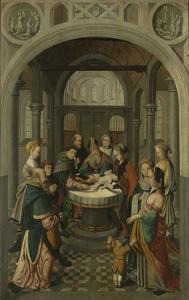 Circumcision of Christ by Master of Alkmaar