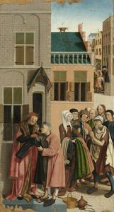 Seven Works of Mercy by Master of Alkmaar