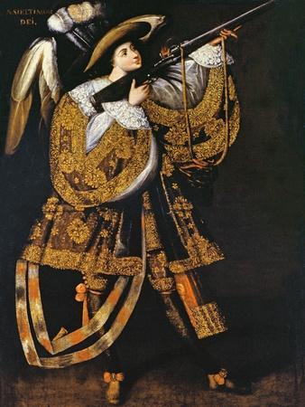 Angel Arcabucero