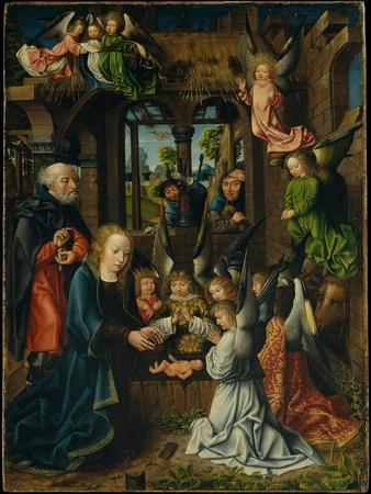 The Adoration of the Christ Child, c.1500