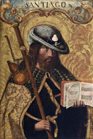 St. James Major by Master of Mambrillas