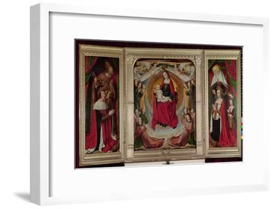 The Bourbon Altarpiece, C.1498