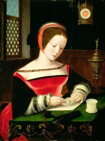 St. Mary Magdalene Writing