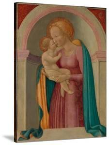 Madonna and Child by Master of the Lanckoronski Annunciation