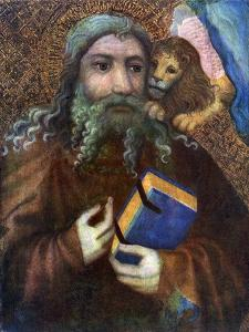 St Mark, 1365-1367 by Master Theodoric