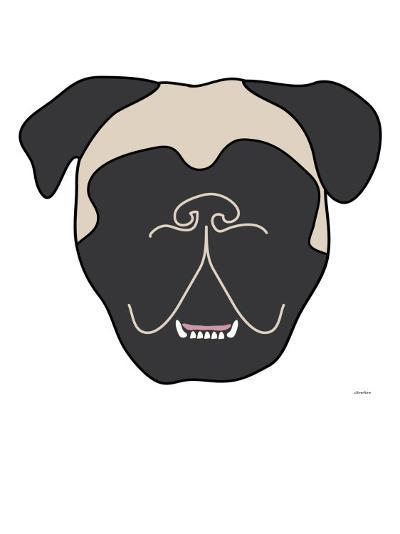 Mastiff-Avalisa-Art Print