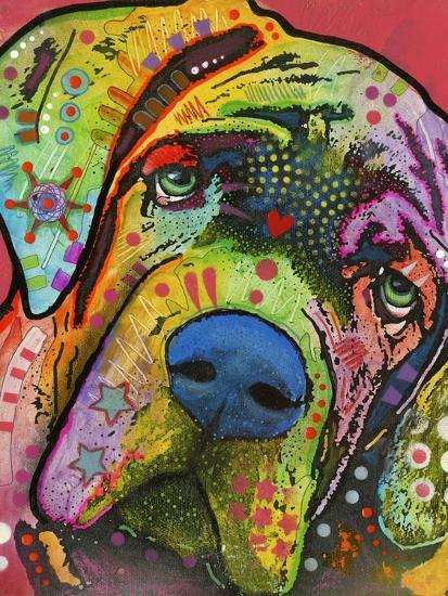Mastiff-Dean Russo-Giclee Print