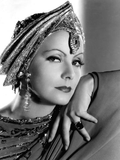 Mata Hari, Greta Garbo, 1931--Photo