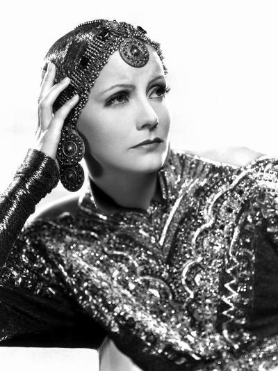 Mata Hari, Greta Garbo, 1931--Photo