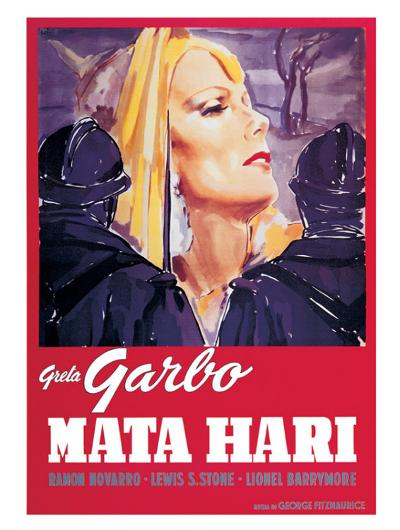 Mata Hari--Art Print