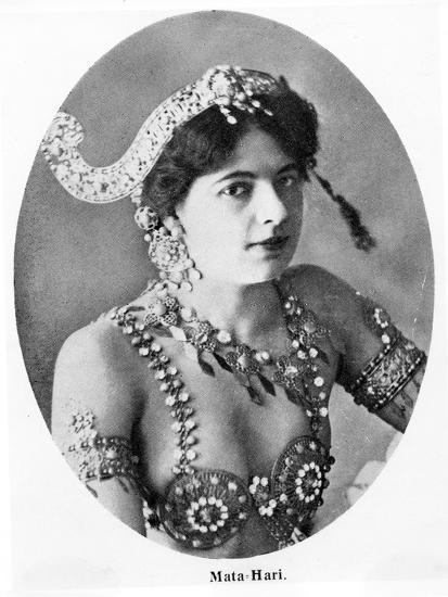 Mata Hari--Photographic Print
