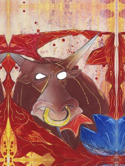 matado 24x16r-Whoartnow-Giclee Print
