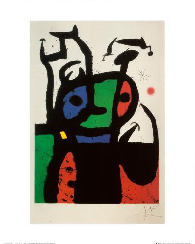 Matador-Joan Mir?-Art Print