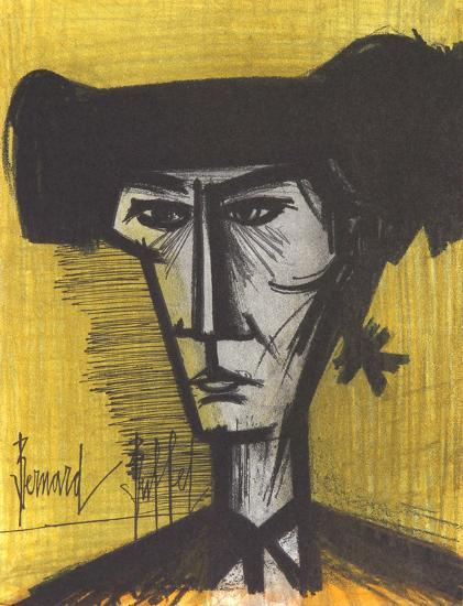 Matador Collectable Print by Bernard Buffet | Art.com