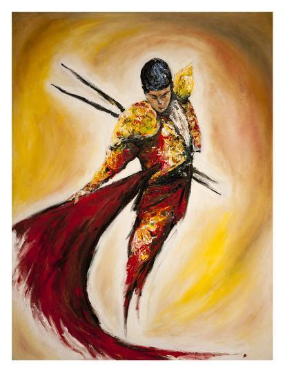 Matador-Marc Allante-Art Print