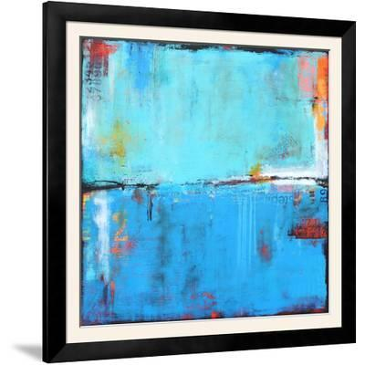 Matchbox Blues 5-Erin Ashley-Framed Photographic Print