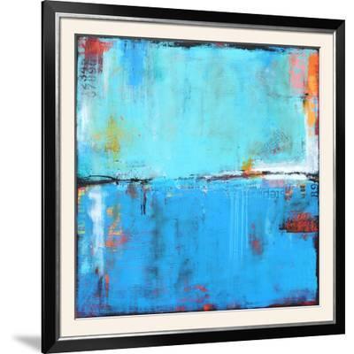 Matchbox Blues 5-Erin Ashley-Framed Photographic Print