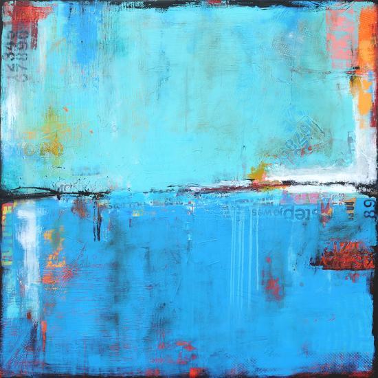 Matchbox Blues 5-Erin Ashley-Art Print