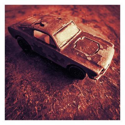 Matchbox Mustang III-Jean-Fran?ois Dupuis-Art Print