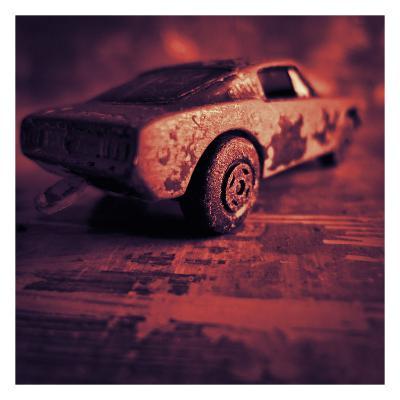 Matchbox Mustang IV-Jean-Fran?ois Dupuis-Art Print