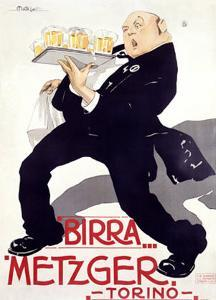 Birra Metzger by Mateldi