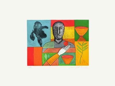 Matematico IV-Mimmo Paladino-Limited Edition
