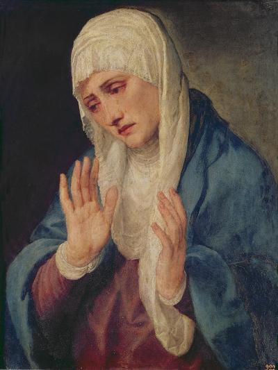 Mater Dolorosa, 1555-Titian (Tiziano Vecelli)-Giclee Print