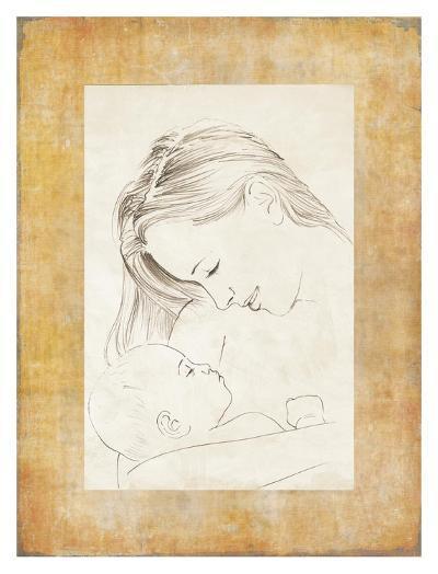 Mater I-Simon Roux-Art Print