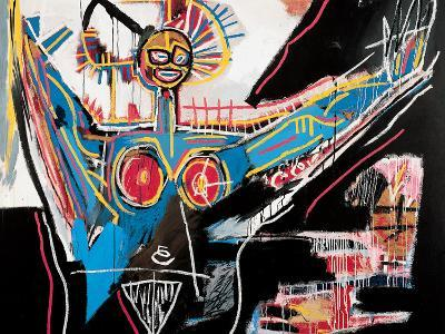 Mater-Jean-Michel Basquiat-Giclee Print