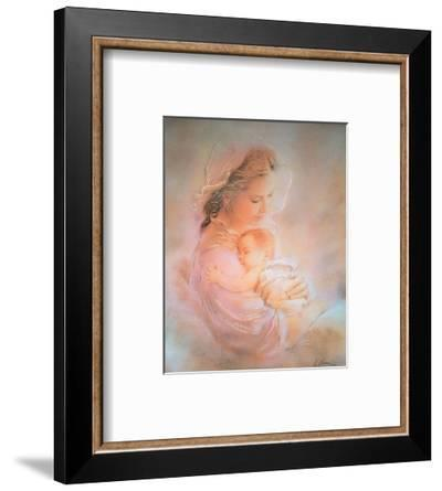 Maternita--Framed Art Print