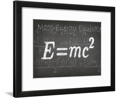 Mathematical Elements III-Ethan Harper-Framed Art Print