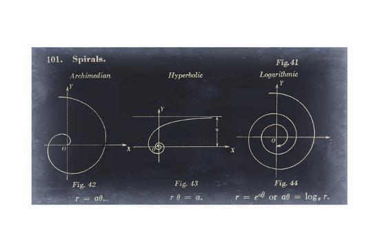 Mathematics III-Jason Johnson-Art Print