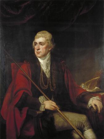Peter Mellish, Sheriff, C1781-1831