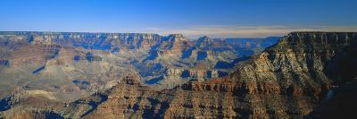 Mather Point, Grand Canyon National Park, Arizona, USA-Walter Bibikow-Photographic Print